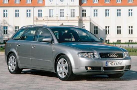 Image of Audi A4 Avant 1.9 TDI