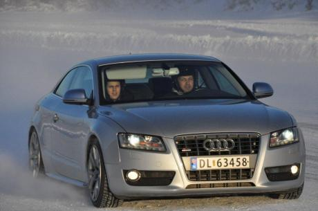 Photo Of Audi A5 3 0 Tdi Quattro 8t3