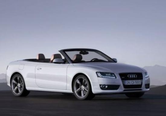 Image of Audi A5 Cabriolet 3.0 TDI