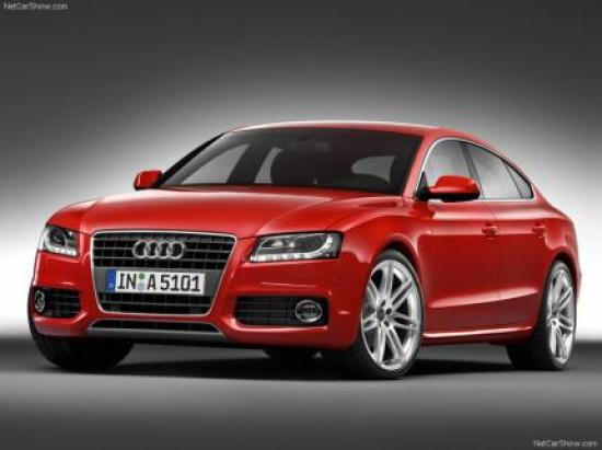 Image of Audi A5 SportBack 3.2 FSI