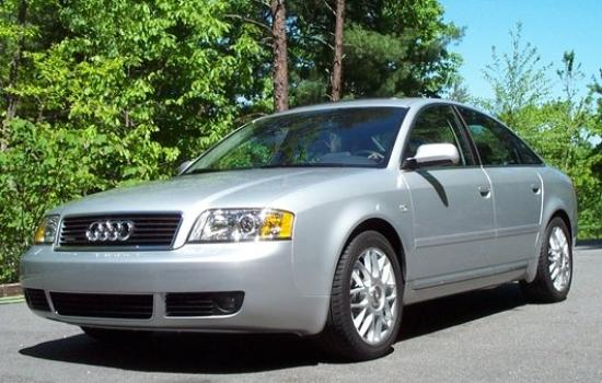 Image of Audi A6 2.7T