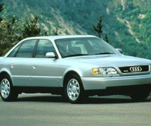 Picture of Audi A6 2.8 (C4)