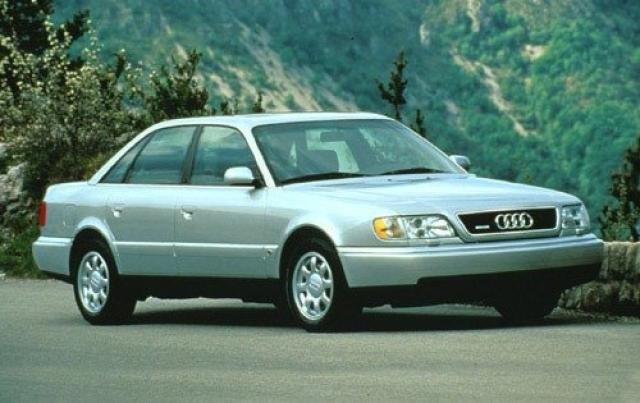 Image of Audi A6 2.8