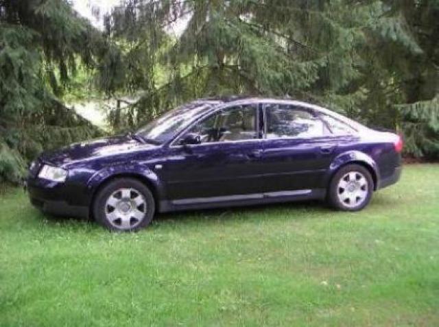 Image of Audi A6 4.2 Quattro