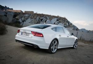 Photo of Audi A7 3.0 TDI Quattro 313 PS