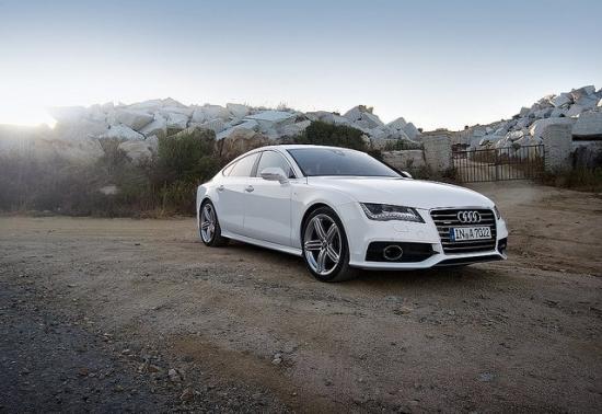 Image of Audi A7 3.0 TDI Quattro