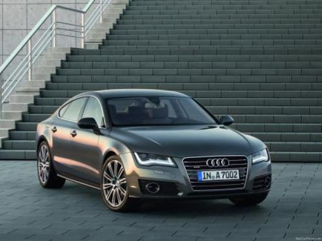 Audi A7 30 Tfsi Quattro 300 Ps Laptimes Specs Performance Data