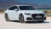 Image of Audi A7 55 TFSI