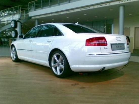 Image of Audi A8 3.0 TDI quattro