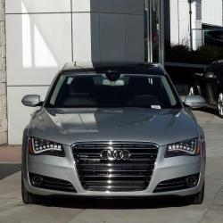Image of Audi A8 3.0 TFSI