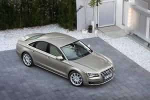 Picture of Audi A8 4.0 TFSI