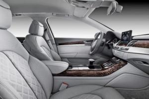 Photo of Audi A8 4.2 FSI quattro