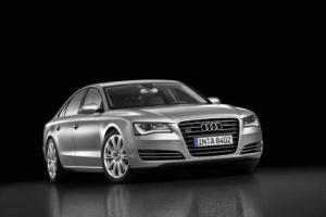 Picture of Audi A8 4.2 FSI quattro