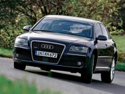 Image of Audi A8 4.2 quattro