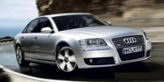 Image of Audi A8 4.2 TDI Quattro