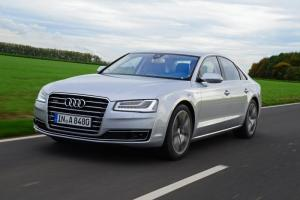 Picture of Audi A8 4.2 TDI (D4 385 PS)