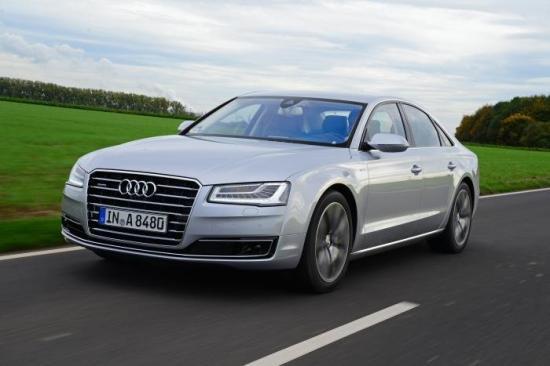 Image of Audi A8 4.2 TDI