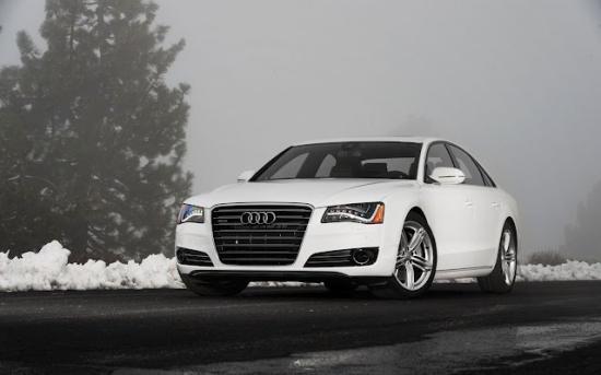 Image of Audi A8 L 3.0 TDI