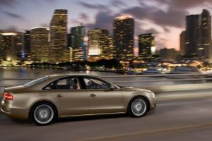 Picture of Audi A8 L 3.0 TFSI (D4 333 PS)