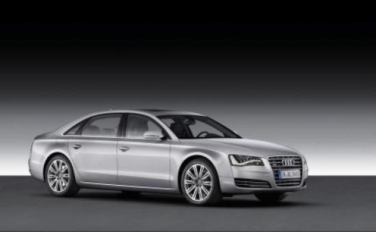 Image of Audi A8 L 4.2 FSI quattro