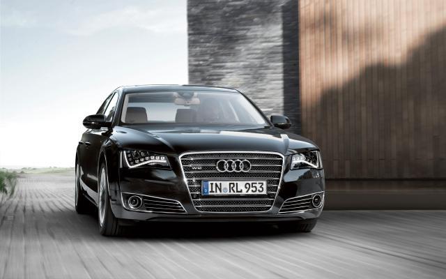 Image of Audi A8 L W12 6.3 FSI