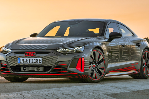 Picture of Audi E-Tron GT RS