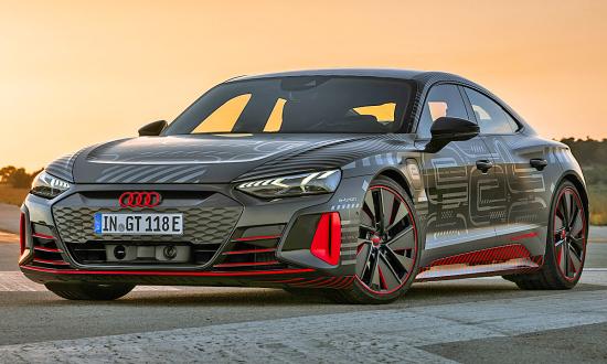 Image of Audi E-Tron GT RS