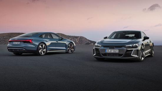 Image of Audi E-Tron GT