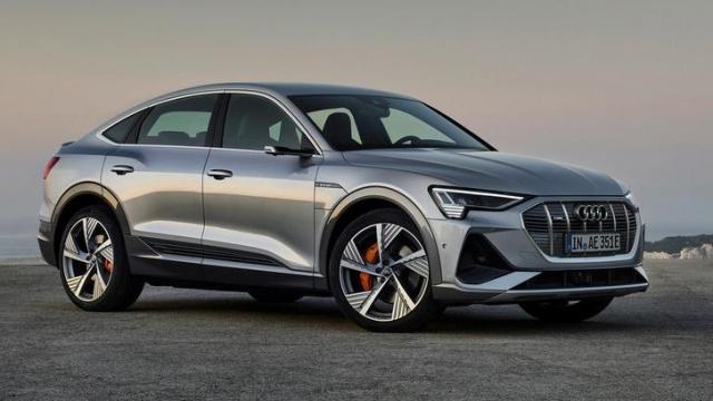 Image of Audi E-Tron Sportback