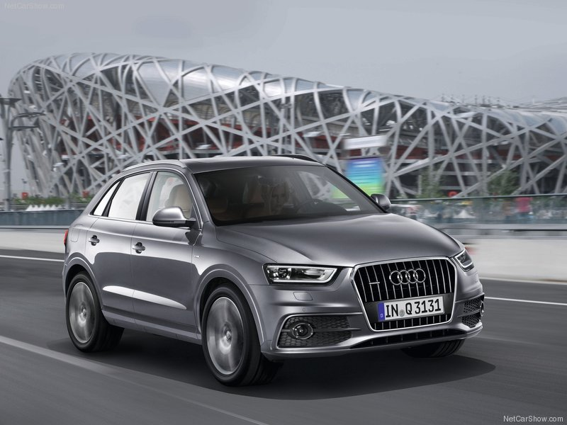Audi Q3 2 0 Tdi Quattro 140 Ps Laptimes Specs Performance Data