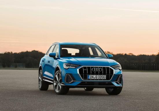 Image of Audi Q3 40 TDI quattro