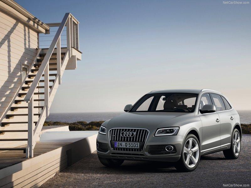 Audi Q5 Specs >> Audi Q5 2 0 Tdi Quattro 8r Laptimes Specs Performance Data