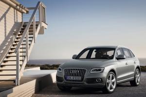 Picture of Audi Q5 2.0 TDI quattro (8R)