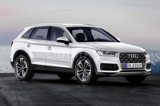 Image of Audi Q5 2.0 TDI