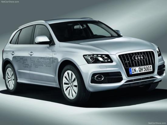 Image of Audi Q5 2.0 TFSI Hybrid