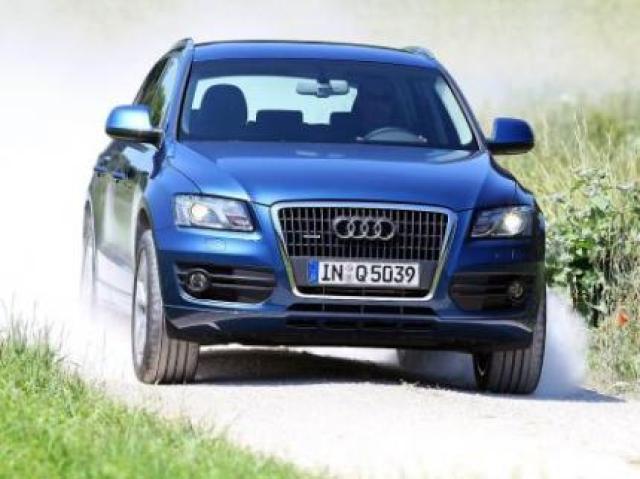 Image of Audi Q5 3.0 TDI quattro