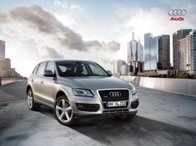Image of Audi Q5 3.2 FSI quattro