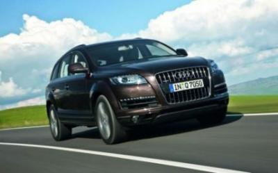 Image of Audi Q7 3.0 TDI clean diesel