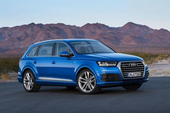 Image of Audi Q7 3.0 TDI