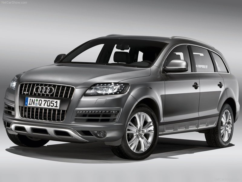 Audi Q7 Specs >> Audi Q7 3 0 Tdi Quattro Mk I Facelift 204 Ps Laptimes Specs