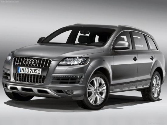 Image of Audi Q7 3.0 TDI Quattro