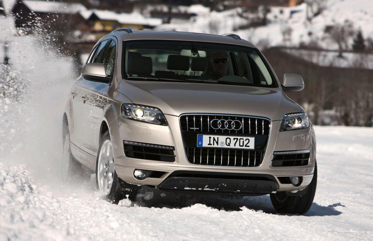Audi Q7 Specs >> Audi Q7 3 0 Tfsi Quattro Mk I Facelift 272 Ps Laptimes Specs