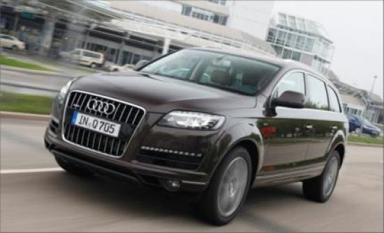 Image of Audi Q7 3.0T Supercharged