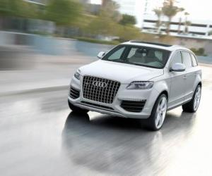 Picture of Audi Q7 V12 TDI (Mk I)