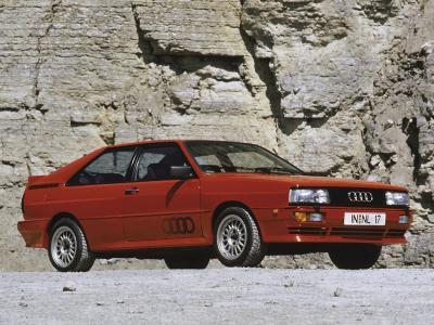 Image of Audi Quattro 20V