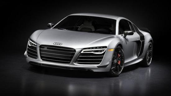 Image of Audi R8 Competition