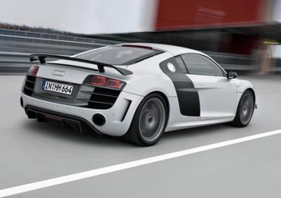 Image of Audi R8 GT
