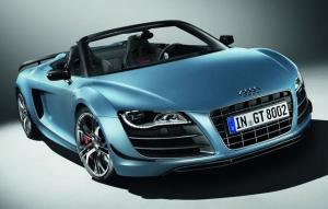 Photo of Audi R8 GT Spyder Mk I