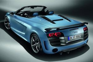 Picture of Audi R8 GT Spyder (Mk I)