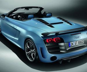 Picture of Audi R8 GT Spyder